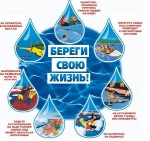 вода безопасность